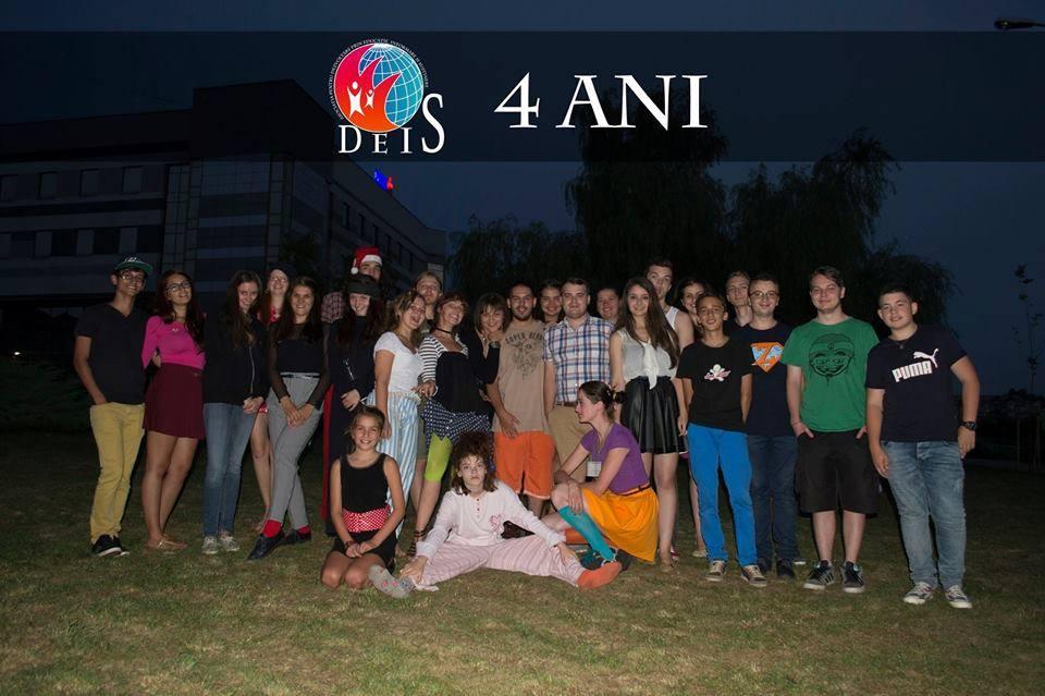 DEIS Anniversary Party