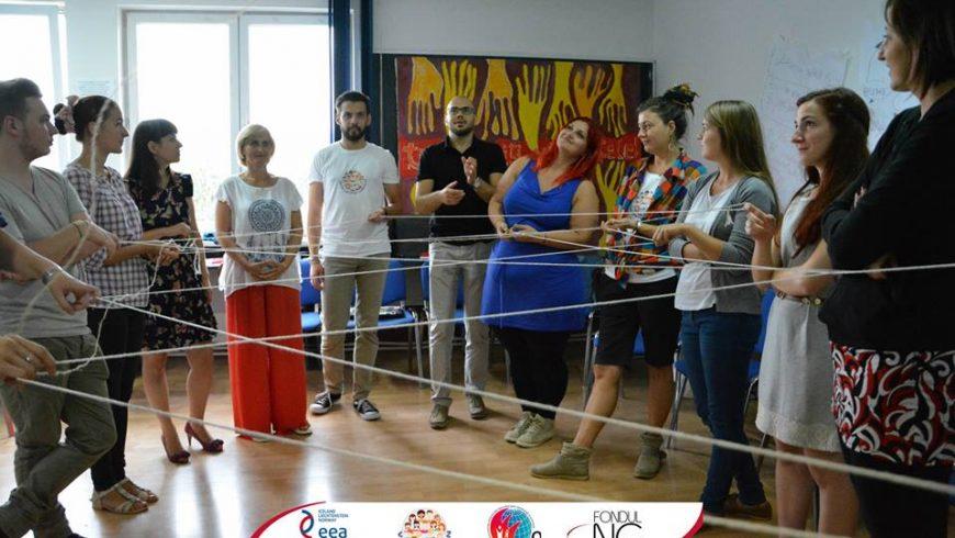 Conferință națională de tineret la sfârșitul proiectului Voluntar Urban