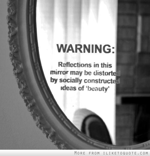 Să ne uităm în oglindă
