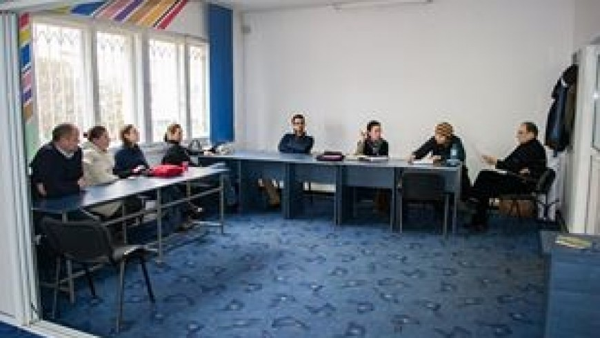 Raport de activitate la Centrul de Tineret Baia Mare în luna Februarie 2014