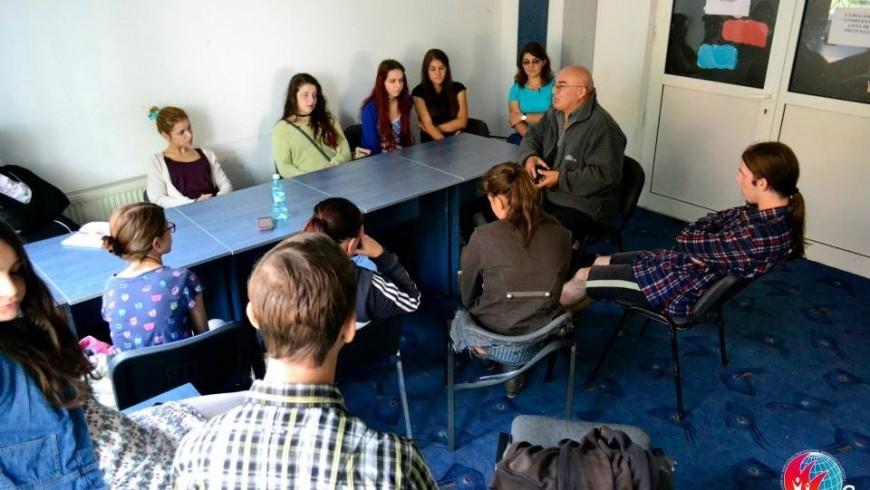 Raport de activitate la Centrul de Tineret Baia Mare în luna August 2013