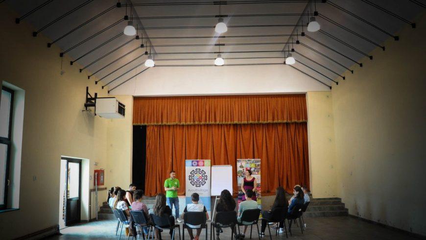 Copalnic Mănăștur – Sat European de Tineret